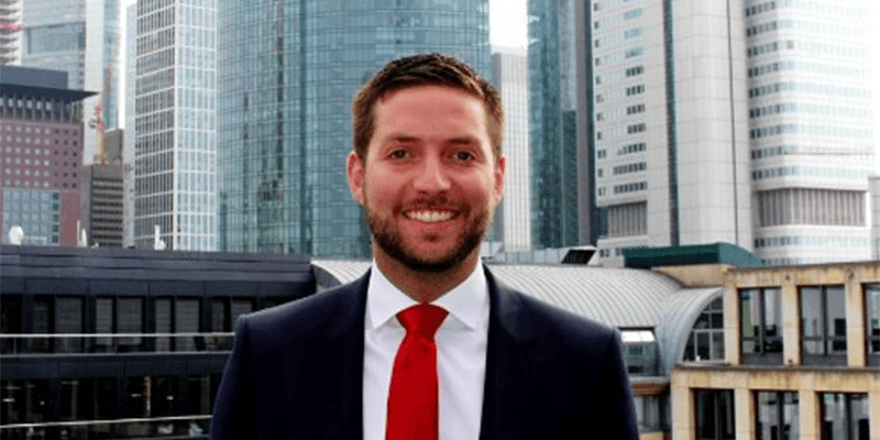 The natural networker: Alumni spotlight on Pádraig Haughney