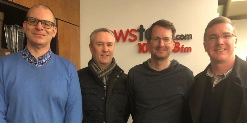 Dr Peter Cleary interview on  Newstalk