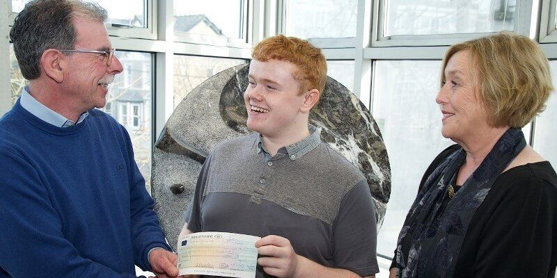 First year BIS students raise €2,230 for the Society of St. Vincent de Paul