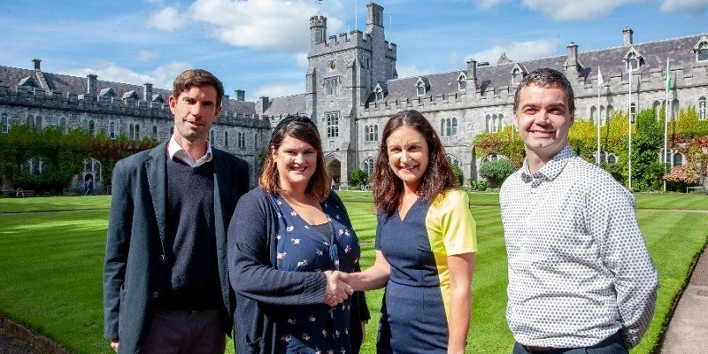 Scholarship to help promote women in top roles launched