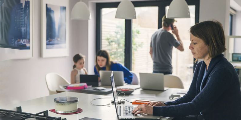 How social distancing and remote working will impact Irish life