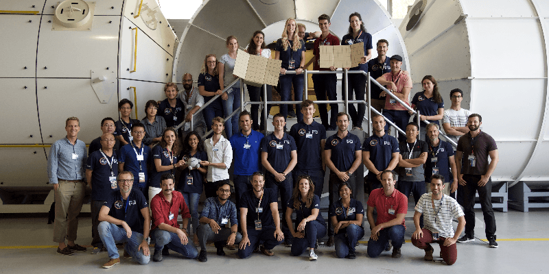 Student Blog: BIS Student attends Space Studies Program