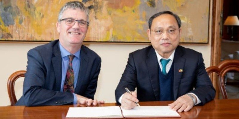 CUBS awarded Irish Aid grant as part of the Vietnam Ireland Bilateral Exchange Programme