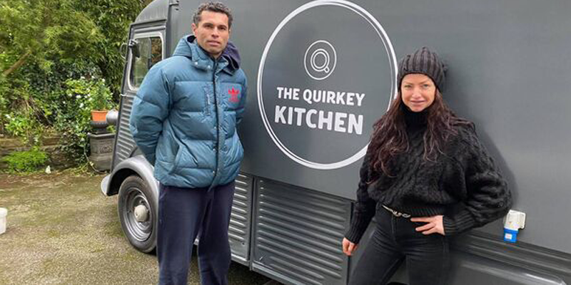 'Quirkey' food truck launches in Cork