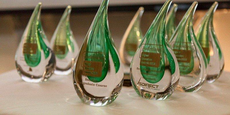 Five CUBS programmes shortlisted at the 2020 GradIreland Awards