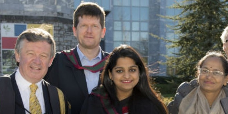 Richa Arya's journey from India to UCC