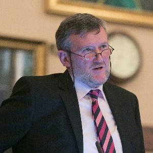 Dr Eoin O'Leary