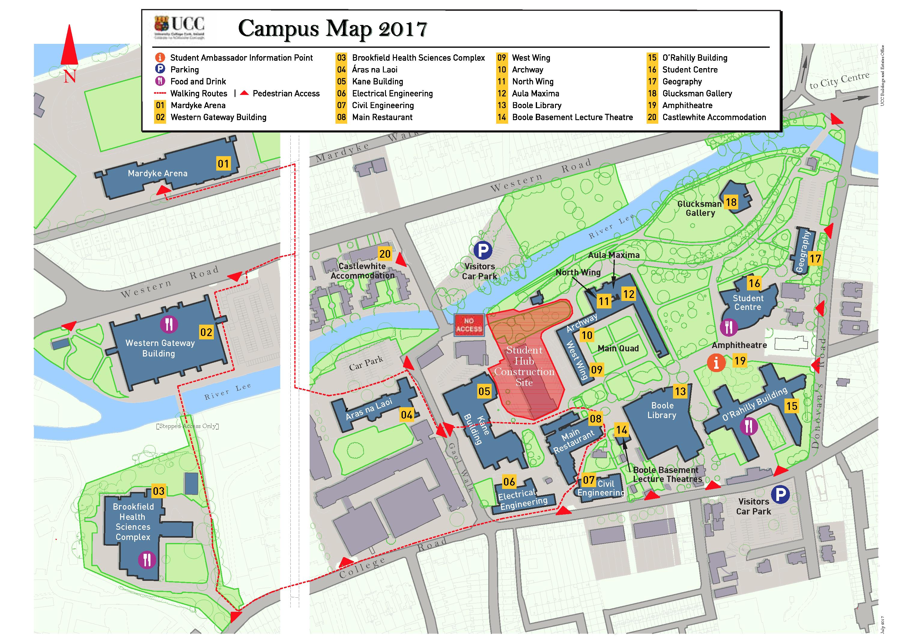 2017 Ucc Open Day Cork University Business School